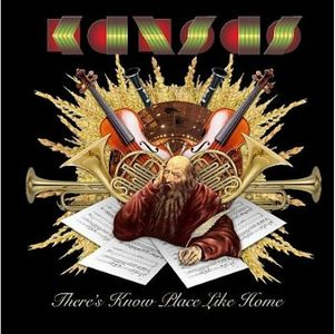 Kansas - There's Know Place Like Home CD (album) cover