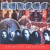 Kansas - The Definitive Collection CD (album) cover