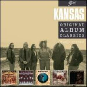 Kansas - Original Album Classics CD (album) cover