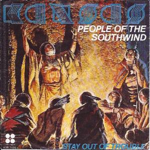 Kansas - People Of The Southwind CD (album) cover