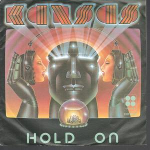 KANSAS - Hold On CD album cover