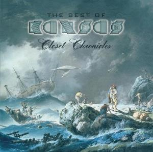 Kansas - Closet Chronicles - The Best Of Kansas CD (album) cover