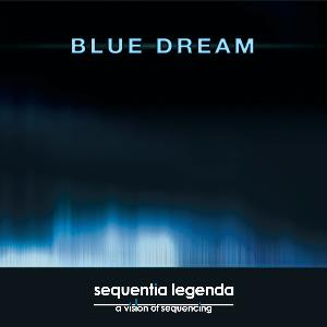 Sequentia Legenda - Blue Dream CD (album) cover