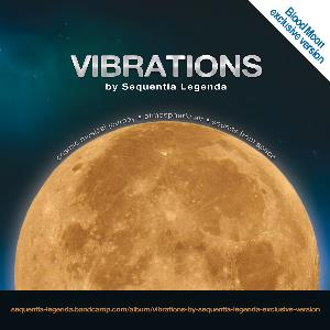 Sequentia Legenda - Vibrations CD (album) cover