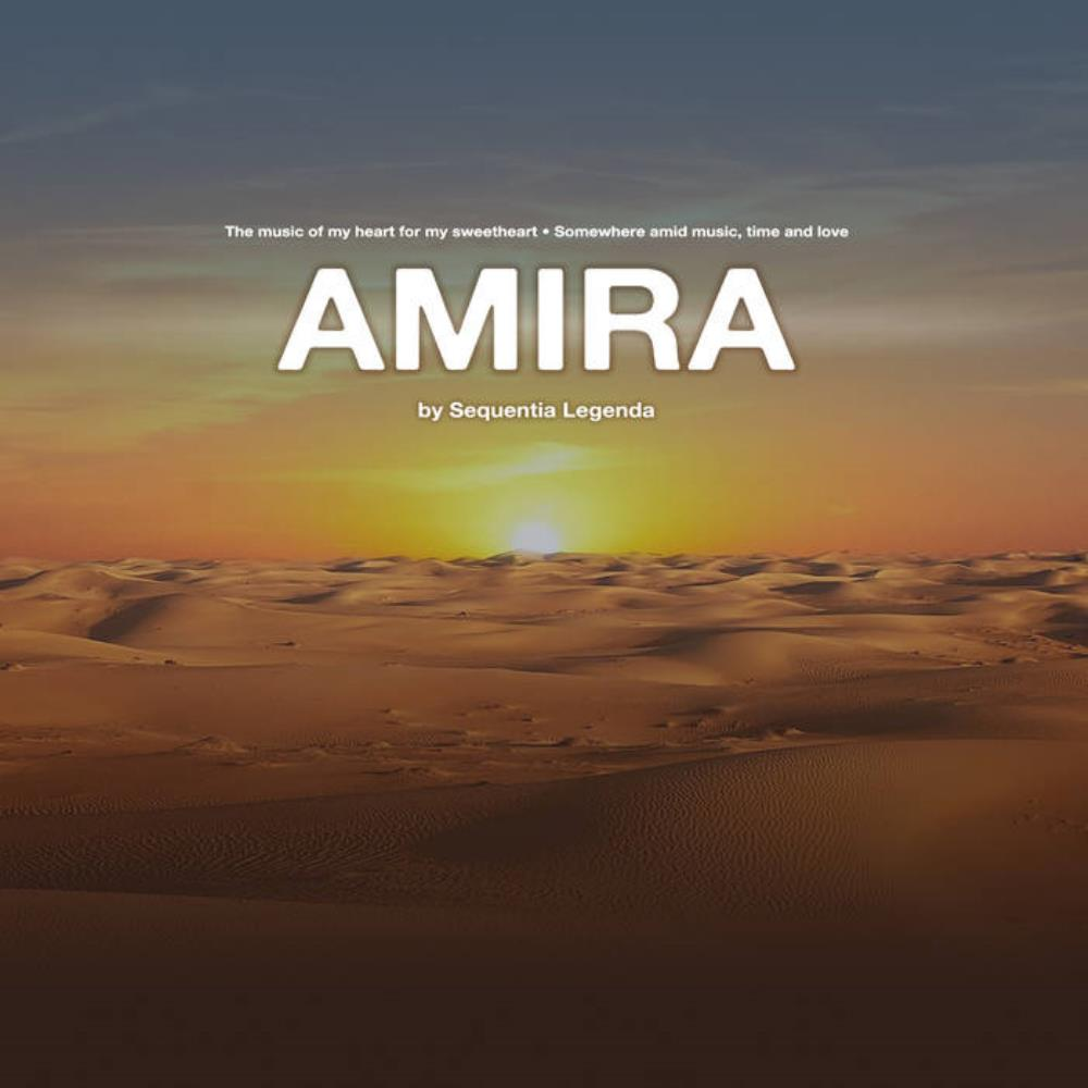 Sequentia Legenda - Amira CD (album) cover