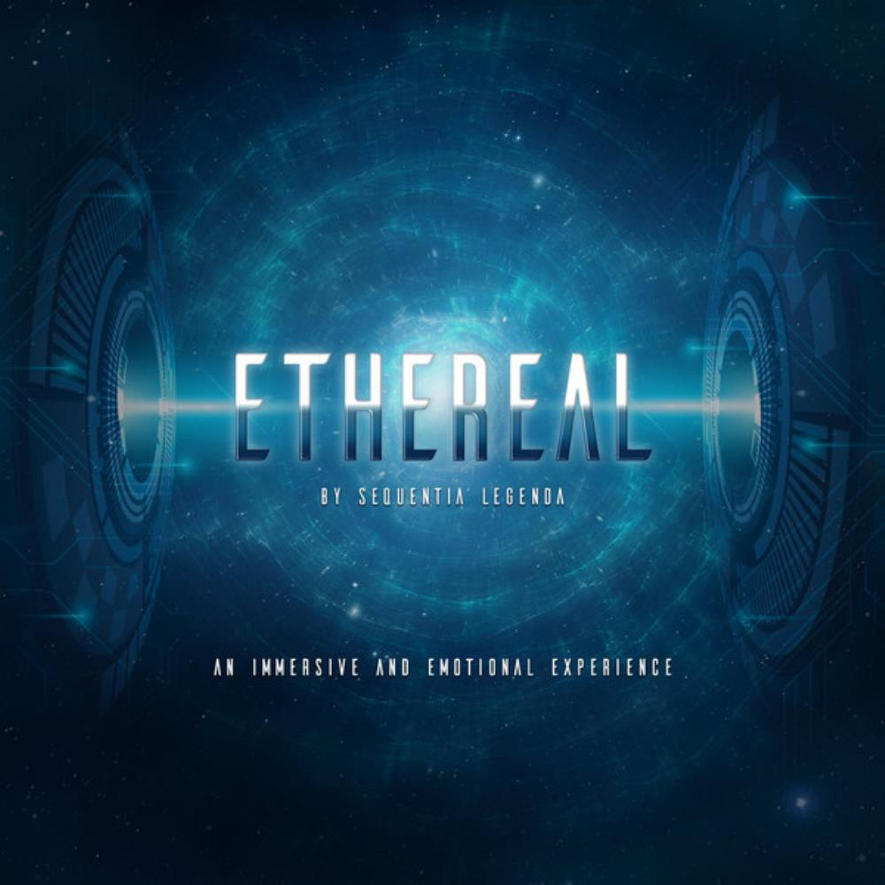 Sequentia Legenda - Ethereal CD (album) cover