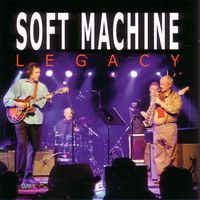 Soft Machine - Live At The New Morning CD (album) cover
