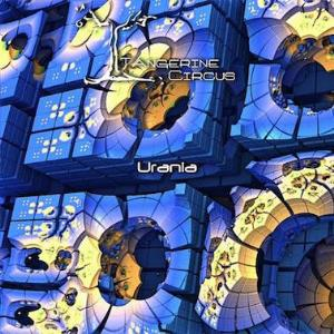 Tangerine Circus - Urania CD (album) cover