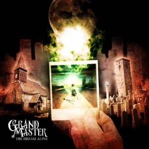 Grand Master - The Dream Alive CD (album) cover