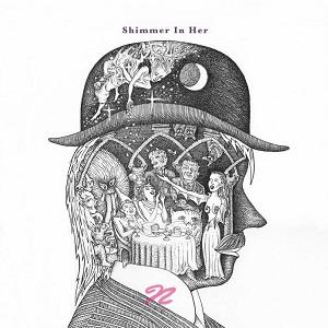 Nate Scoble - Shimmer In Her CD (album) cover